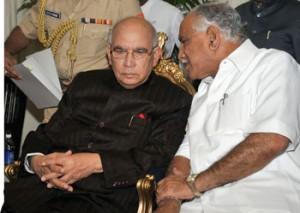 BS Yeddyurappa, Karnataka politics, BJP, HR Bhardwaj
