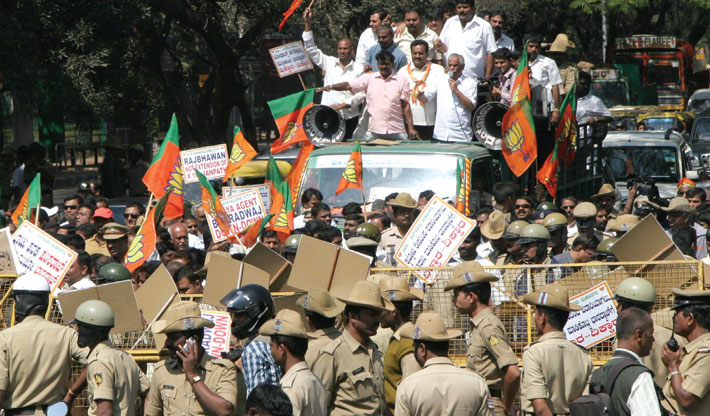 Why a Governor is trying to stop a CM's rampage through a state