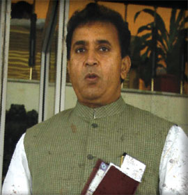 'If People Want Vidarbha State, They Will Have It'