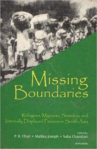 [Book review] Missing Boundaries