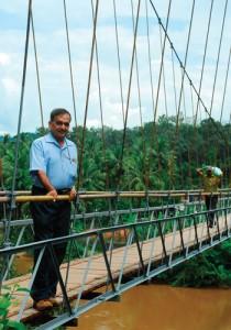 Bridge Builder: Girish Bharadwaj
