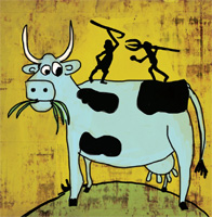 Holier Than The Cow